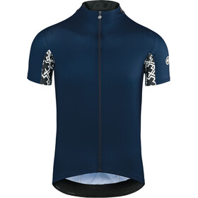 assos Mille GT Bike Jersey Shortsleeve Men blue